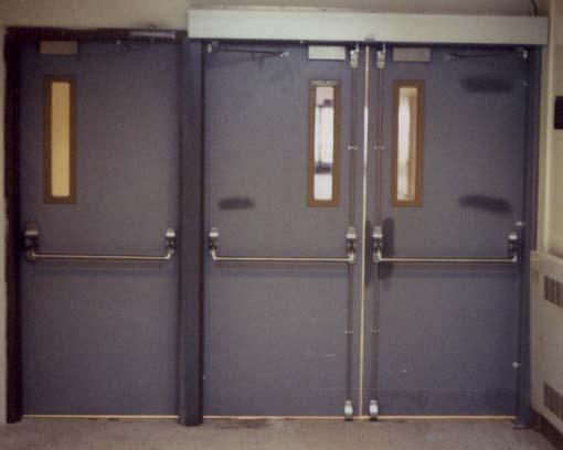 Hollow Metal Door : Metal doors oakville full lite primed steel prehung